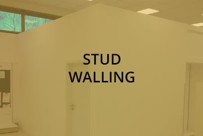 stud walling