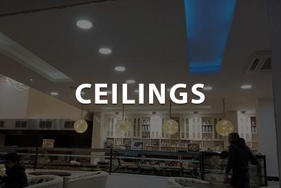 Office Refurbishment & Suspended Ceilings
